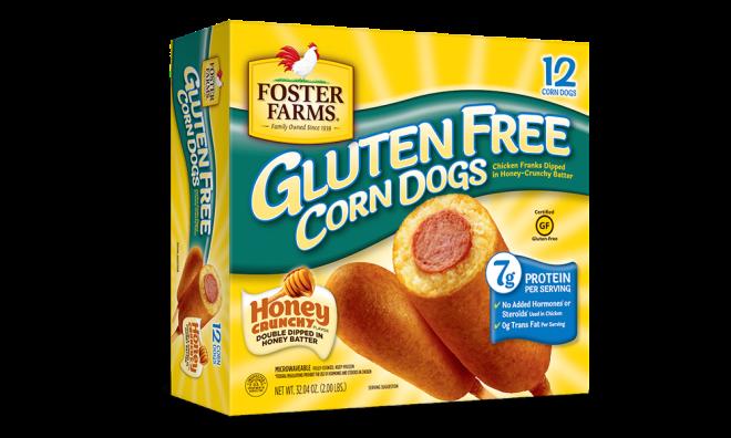 gluten free corn dog