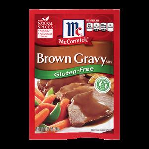 McCormick Gluten Free Gravy