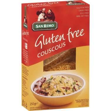 san remo gluten free couscous