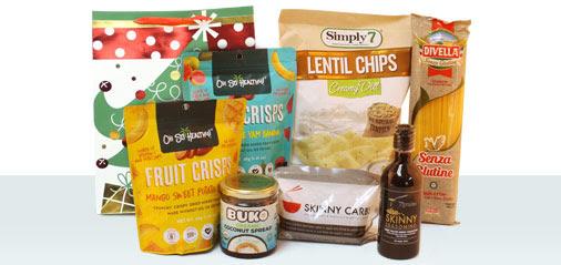 Christmas Gluten-Free Gift Set