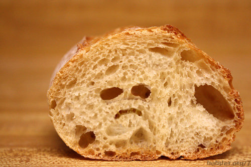 emotion in gluten free bread